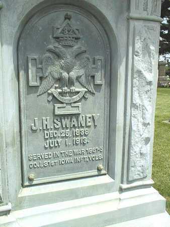 SWANEY, J.H. - Jackson County, Iowa | J.H. SWANEY