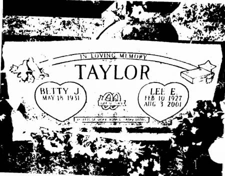 WILSON TAYLOR, BETTY - Jackson County, Iowa | BETTY WILSON TAYLOR