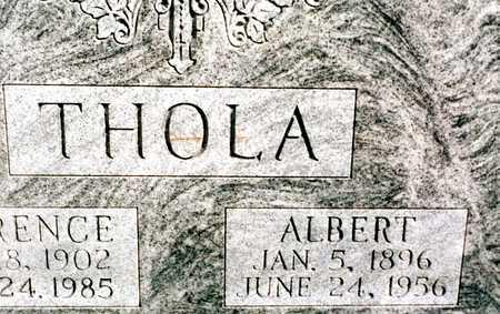 THOLA, ALBERT - Jackson County, Iowa | ALBERT THOLA