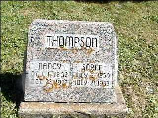 THOMPSON, NANCY - Jackson County, Iowa | NANCY THOMPSON