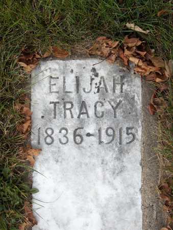 TRACY, ELIJAH - Jackson County, Iowa   ELIJAH TRACY