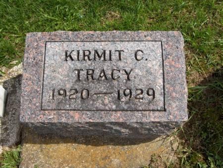 TRACY, KIRMIT C. - Jackson County, Iowa | KIRMIT C. TRACY
