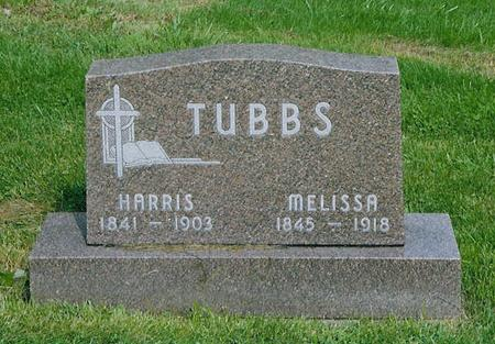 TUBBS, HARRIS - Jackson County, Iowa | HARRIS TUBBS