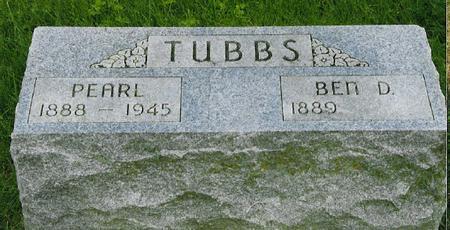GUNDERSON TUBBS, PEARL - Jackson County, Iowa | PEARL GUNDERSON TUBBS