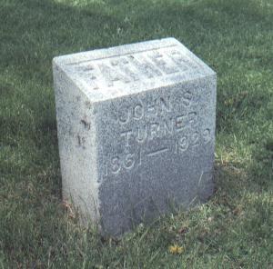 TURNER, JOHN S. - Jackson County, Iowa | JOHN S. TURNER