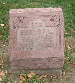 VAN NESS, ERNEST - Jackson County, Iowa | ERNEST VAN NESS