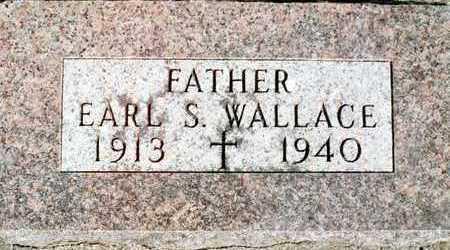 WALLACE, EARL S. - Jackson County, Iowa | EARL S. WALLACE