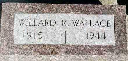 WALLACE, WILLARD R. - Jackson County, Iowa | WILLARD R. WALLACE