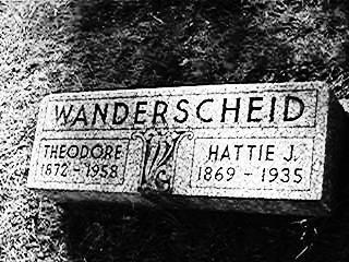 WANDERSHEID, THEODORE - Jackson County, Iowa | THEODORE WANDERSHEID