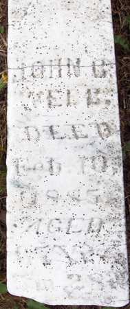 WEBB, JOHN C. - Jackson County, Iowa | JOHN C. WEBB
