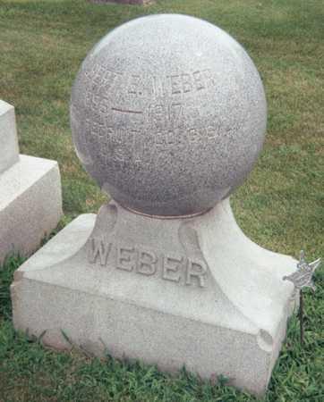 WEBER, GILBERT E. - Jackson County, Iowa   GILBERT E. WEBER