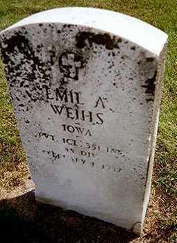 WEIHS, EMIL H. - Jackson County, Iowa | EMIL H. WEIHS