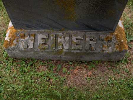 WEINERT, FAMILY - Jackson County, Iowa | FAMILY WEINERT