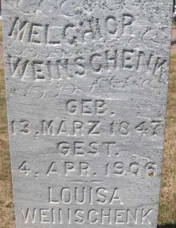 WEINSCHENK, MELCHOIR - Jackson County, Iowa | MELCHOIR WEINSCHENK