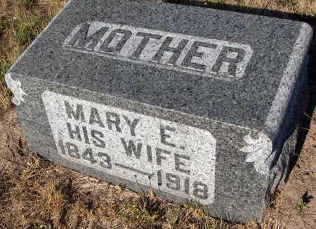 DEEDS WHITE, MARY E. - Jackson County, Iowa | MARY E. DEEDS WHITE