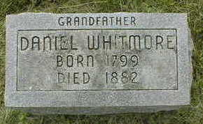 WHITMORE, DANIEL - Jackson County, Iowa | DANIEL WHITMORE