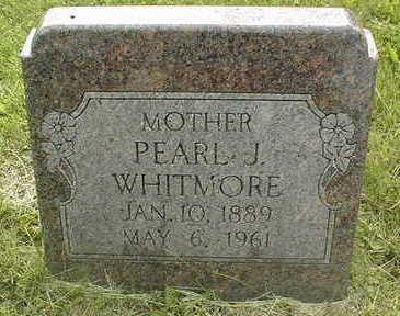 WHITMORE, PEARL J. - Jackson County, Iowa | PEARL J. WHITMORE