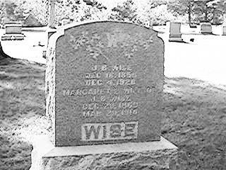 WISE, MARGARET - Jackson County, Iowa | MARGARET WISE