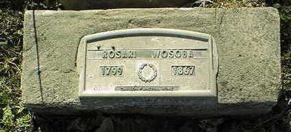 WOSOBA, ROSARI - Jackson County, Iowa   ROSARI WOSOBA