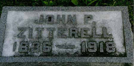 ZITTERELL, JOHN - Jackson County, Iowa | JOHN ZITTERELL