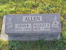 ALLEN, EMMA - Jasper County, Iowa | EMMA ALLEN