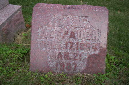 SMITH ALSPAUGH, IDA M. - Jasper County, Iowa | IDA M. SMITH ALSPAUGH