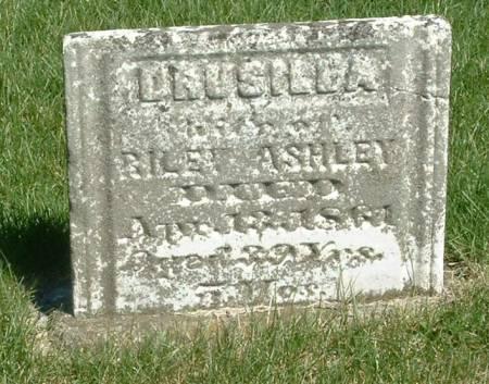 ASHLEY, DRUSILLA - Jasper County, Iowa | DRUSILLA ASHLEY