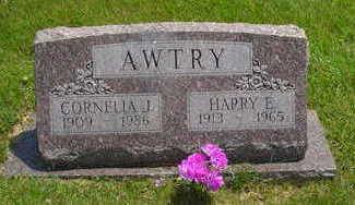 AWTRY, HARRY EMERSON - Jasper County, Iowa | HARRY EMERSON AWTRY