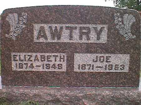 AWTRY, JOSEPH WESLEY - Jasper County, Iowa | JOSEPH WESLEY AWTRY