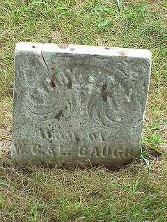 BAUGH, MARY JANE - Jasper County, Iowa | MARY JANE BAUGH