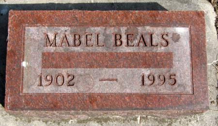 BEALS, MABEL - Jasper County, Iowa | MABEL BEALS