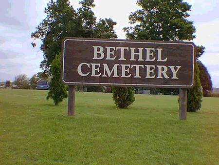BETHEL, CEMETERY - Jasper County, Iowa | CEMETERY BETHEL