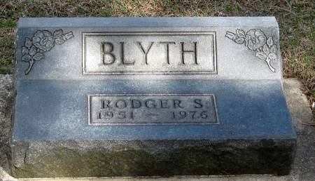 BLYTH, RODGER STEPHEN - Jasper County, Iowa | RODGER STEPHEN BLYTH