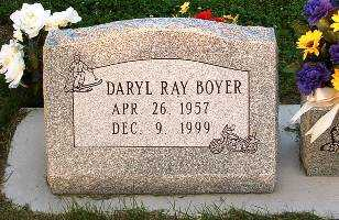 BOYER, DARYL RAY - Jasper County, Iowa | DARYL RAY BOYER