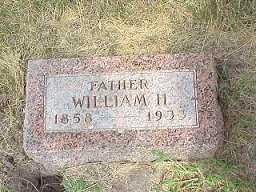 BROCK, WILLIAM HARVEY - Jasper County, Iowa | WILLIAM HARVEY BROCK