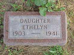 BRUCE, ETHELYN - Jasper County, Iowa | ETHELYN BRUCE