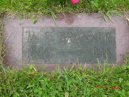 BRUNNER, MICHAEL SAMUEL - Jasper County, Iowa | MICHAEL SAMUEL BRUNNER