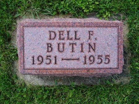 BUTIN, DELL F. - Jasper County, Iowa | DELL F. BUTIN