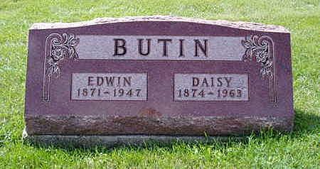 MATHER BUTIN, DAISY - Jasper County, Iowa | DAISY MATHER BUTIN