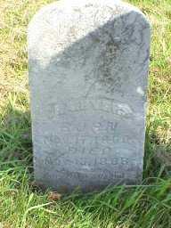 BYERS, JAMES - Jasper County, Iowa | JAMES BYERS