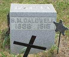 CALDWELL, SAMUEL M. - Jasper County, Iowa | SAMUEL M. CALDWELL