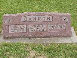CANNON, CAROLYN - Jasper County, Iowa | CAROLYN CANNON