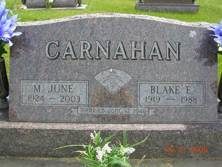 CARNAHAN, BLAKE - Jasper County, Iowa | BLAKE CARNAHAN