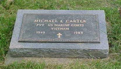 CARTER, MICHAEL - Jasper County, Iowa | MICHAEL CARTER