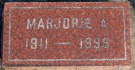 CHOLLETT, MARJORIE A. - Jasper County, Iowa   MARJORIE A. CHOLLETT