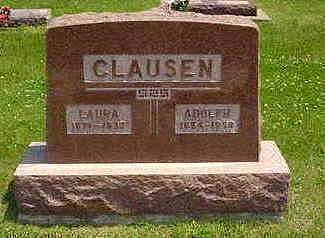 CLAUSEN, LAURA - Jasper County, Iowa | LAURA CLAUSEN