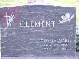 GREEN CLEMENT, GLORIA - Jasper County, Iowa | GLORIA GREEN CLEMENT