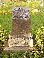 CLEMENT, HOMER M. - Jasper County, Iowa | HOMER M. CLEMENT