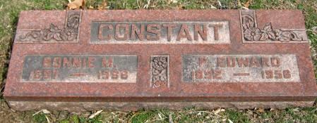 CONSTANT, BONNIE MARIE - Jasper County, Iowa   BONNIE MARIE CONSTANT