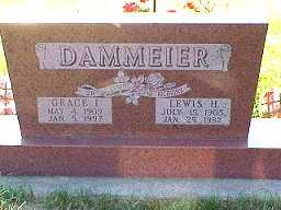 DAMMEIER, GRACE - Jasper County, Iowa | GRACE DAMMEIER